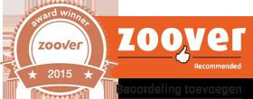 Zoover - Beoordeling toevoegen