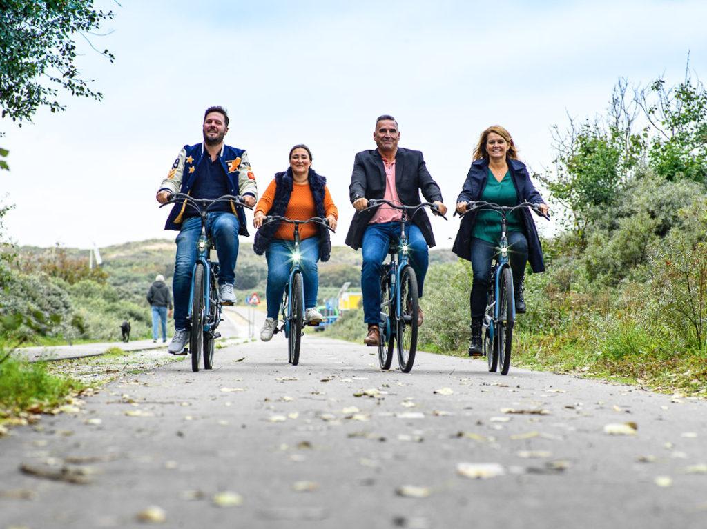 Noordwijk fietsen