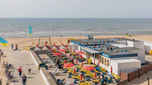 Strandpavillon De Zeespiegel