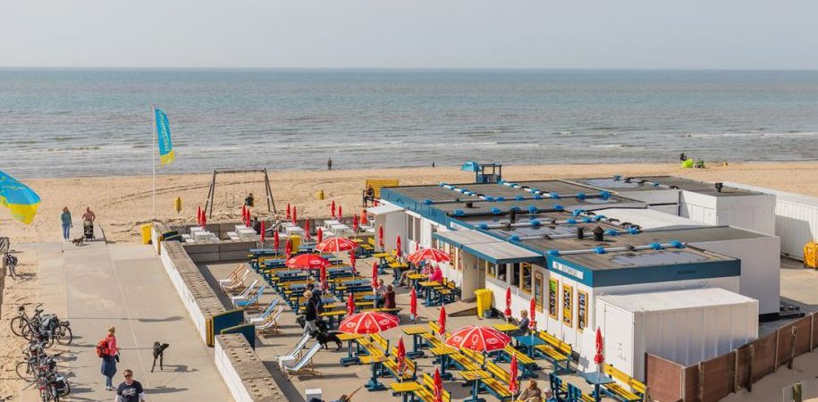 Strandpaviljoen De Zeespiegel